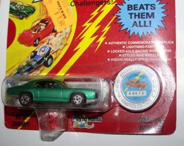 CUSTOM GTO Green COMMEMORATIVE EDITION 1993 JOHNNY LIGHTNING CHALLENGERS - $4.99