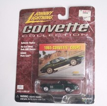 1965 CHEVY  CORVETTE  COLLECTION SERIES 5 JL JOHNNY LIGHTNING - $4.99
