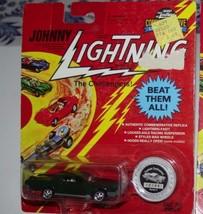 Custom Continental Green Commemorative Edition 1995 Johnny Lightning Challengers - $4.99