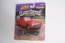 1995 CHEVY  CORVETTE ZR-1  Classic Customs JOHNNY LIGHTNING Limited Edition - $5.99