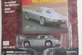 1963 CHEVY  CORVETTE  COLLECTION SERIES 5 JL JOHNNY LIGHTNING 1/64  + - $5.99