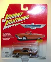 Johnny Lightning 2002 Legendary Bad Birds 1967 Thunderbird Hardtop Brown - $5.99