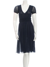 Beautiful New Navy Mesh J EAN Paul Gaultier Dress - $249.00