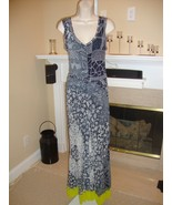 GORGEOUS FUZZI MAXI MESH DRESS BY JEAN PAUL GAULTIER (NWT) - $427.50