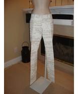 GORGEOUS NEW $1,425 DOLCE & GABBANA TEXTURED PANTS (NWT) - $641.25