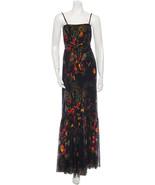GORGEOUS NEW $1,095 FLORAL JEAN PAUL GAULTIER MESH DRESS (NWT) - $595.00