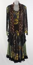 Crazy Cool Versatile 3-PIECE Jacket Skirt & Top Ensemble By J EAN Paul Gaultier - $715.50