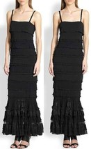 CRAZY SEXY, SOLD OUT, NWT HOUR GLASS FIGURE JEAN PAUL GAULTIER TIERED DR... - $625.00