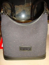 "STYLISH NEW $250 DOONEY & BOURKE ""SMALL HOBO"" SHOULDER BAG (NWT) - $149.00"