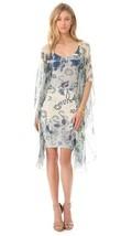 GORGEOUS NWT $1,145 JEAN PAUL GAULTIER BLUE & WHITE DRESS - $495.00
