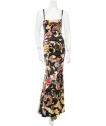 GORGEOUS SOLD OUT NEW $1,855 ROBERTO CAVALLI DRESS - $715.50