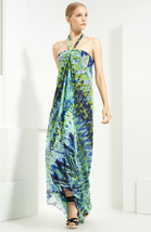 Gorgeous Sold Out New $995 J EAN Paul Gaultier Halter Mesh Dress - $535.50