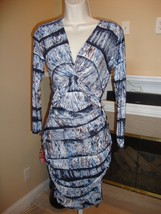 New Super Sexy, Flattering Ruched Bodycon Bcbg Max Azria Dress (Nwt) - $149.00