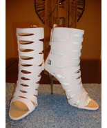 SPECTACULAR NEW SOLD OUT GIUSEPPE ZANOTTI SANDALS / HEELS / BOOTIES  (NWB) - $847.50