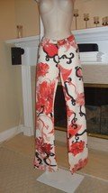 SPECTACULAR NWT SOLD OUT ROBERTO CAVALLI FLORAL JEANS - $290.00