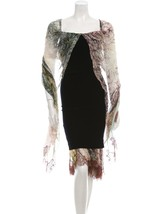Stunning, Beyond Rare, New $5K J EAN Paul Gaultier Femme Dress In Velvet & Silk - $1,435.50