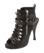 STUNNING, NEW $1,485 SOLD OUT BALENCIAGA BLACK BOOTIES - $795.00