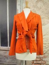 Stunning New $2,900 Bustier Jacket By J EAN Paul Gaultier - $1,043.10