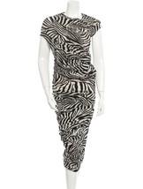 Stunning New $2,339 Junya WATANABE/COMME Des Garcons Knit Asymmetrical Dress - $895.50