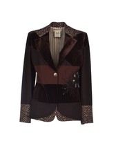 STUNNING NEW SOLD OUT FUZZI BY JEAN PAUL GAULTIER JACKET (NWT) - $399.00
