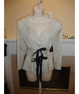 STUNNING NEW SOLD OUT SUPER RARE PRADA JACKET/TOP - $706.50