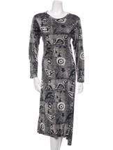Stylish $2,715 Super Rare Comme Des Garcons Asymmetrical Dress - $345.00