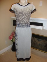 Stylish J EAN Paul Gaultier Skirt & Top Set In Mesh Fabric - $285.00