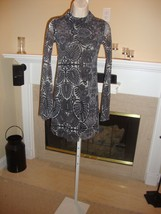 Stylish New J EAN Paul Gaultier Top / Tunic In Size Small (Nwt) - $225.00