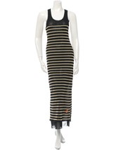 Stylish New Racer Back J EAN Paul Gaultier Mesh Maxi Dress - $375.00
