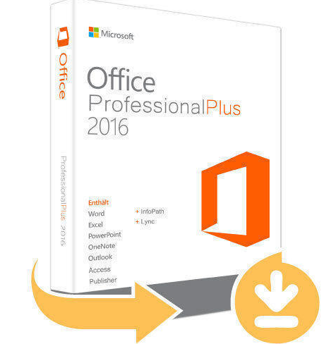 Microsoft Office 2016 Professional Plus One Activation ...