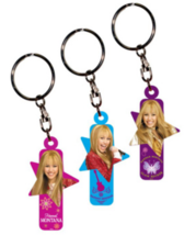 Purple Hannah Montana Flash light keychain - $7.99