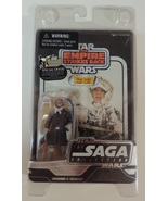 Star Wars The Empire Strikes Back Saga Collection Han Solo in Hoth Outfi... - $24.00