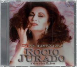 ROCIO JURADO  * EN HOMENAJE * 5 GRANDES EXITOS  ~ BRAND NEW ~ SEALED ~  CD - $3.00