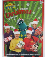The Wiggles - It's Always Christmas With You!  2011,DVD - Brand New - $8.99