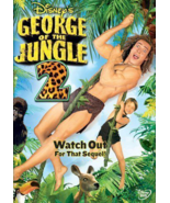 George of the Jungle 2 (DVD, 2003) - $7.00