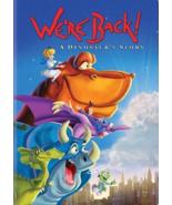 Were Back A Dinosaurs Story (DVD, 2009) - $7.00