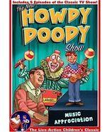 The New Howdy Doody Show Bundle (DVD, 2 discs) - $14.00