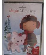 Hallmark Jingle Alll the Way - DVD - Brand New - $7.50