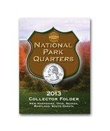 National Park Quarter Mini Folder 2013 [Hardcover] [Jan 23, 2013] Whitma... - $5.98