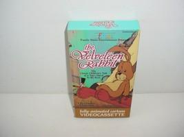 The Velveteen Rabbit VHS Video Tape Movie - $9.80