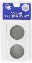 """Whitman Dollar Mylar Coin Holder 35 Count 2"""" x 2"""" - $6.88"""