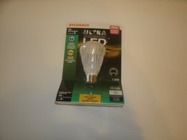 Sylvania Ultra LED 40w replacement dimmable bulb 1A19 UPC#046135787829 - $8.59
