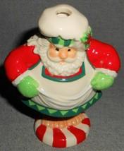 2005 Fitz & Floyd SANTA'S KITCHEN - PIE VENT Christmas - Holiday - $49.49