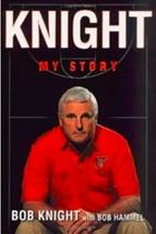 Knight: My Story by Bobby Knight and Bob Hammel, Sports, Biography, Bask... - $14.95