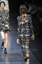 STUNNING NWT $4,495 DOLCE & GABBANA SEXY TULLE DRESS THAT CAN CHANGE LENGTH image 6