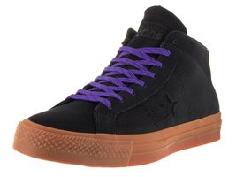 Converse Unisex One Star Pro Leather Mid Black/... - $79.95