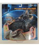 WWE Finishing Moves Series 4 Lita & Bubba Ray Dudley wrestling figures -... - $30.00