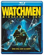 Watchmen Director's Cut [Blu-ray]