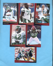 1993 Score Select New York Jets Football Set - $1.50