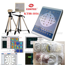 CONTEC New KT88-1016 Digital 16-Channel EEG Machine And Mapping System, ... - $949.41